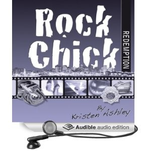 RockChick Redemption audio