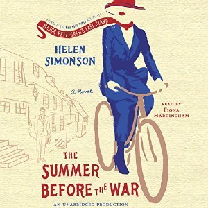 The Summer Before The War audio